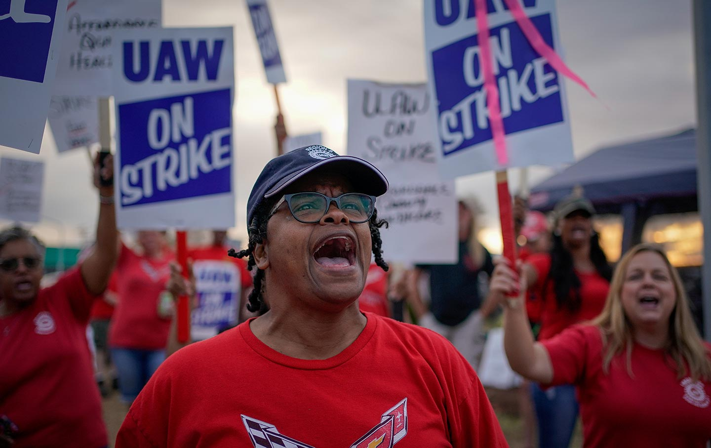 Trump Is Revving Up the Attack on Workers' Rights