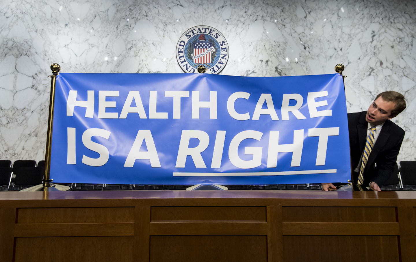 Single-Payer Health Care Is the First Step in the Revolution