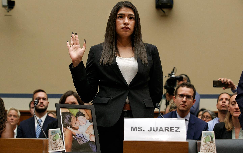House Committee ICE Juarez