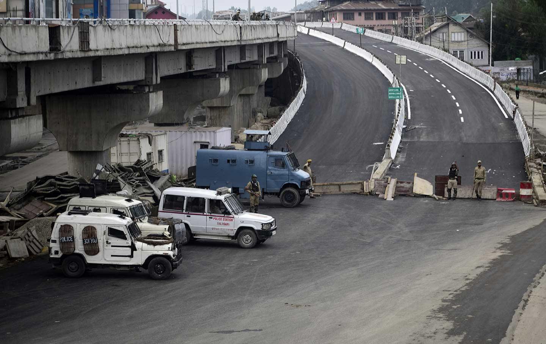 Kashmir Has Become a Zone of Permanent, Limitless War