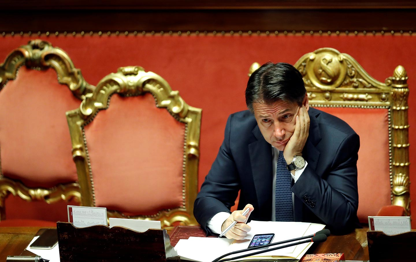 Italy's Government Completely Broke Down and Nothing Changed
