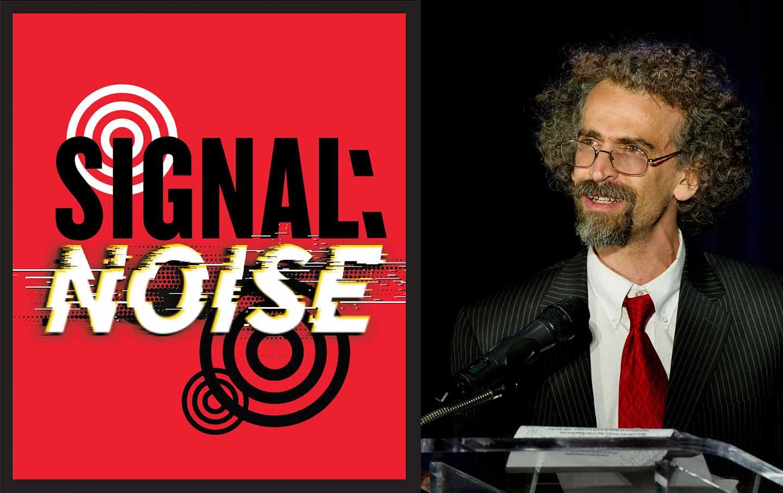 Signal Noise Abramsky