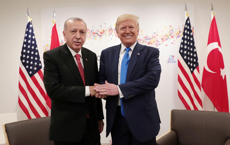 Edogan and Trump