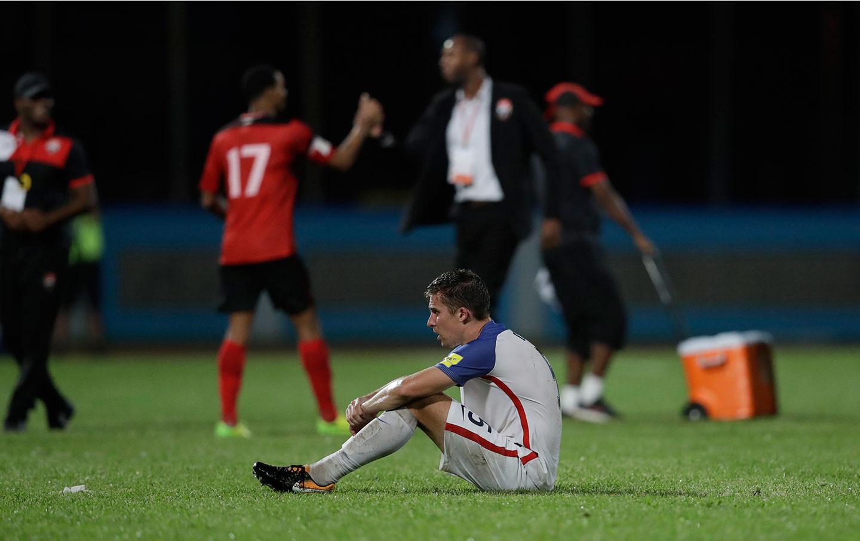 USA-Trinidad and Tobago World Cup 2018