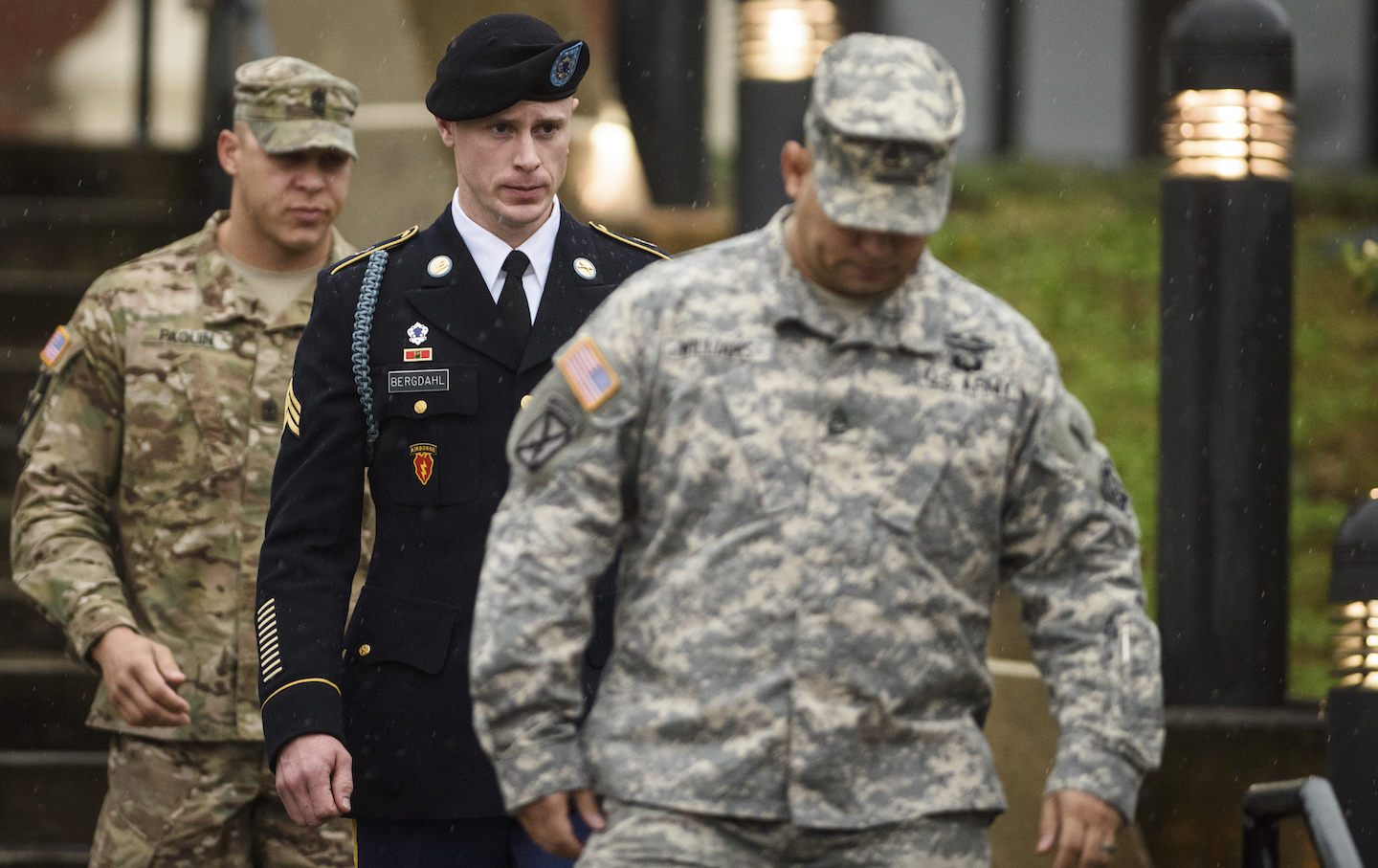 Bowe Bergdahl's Story Was Never Just About One Soldier's Desertion