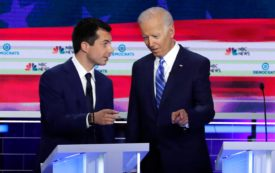 Anybody But Bernie—Or Warren