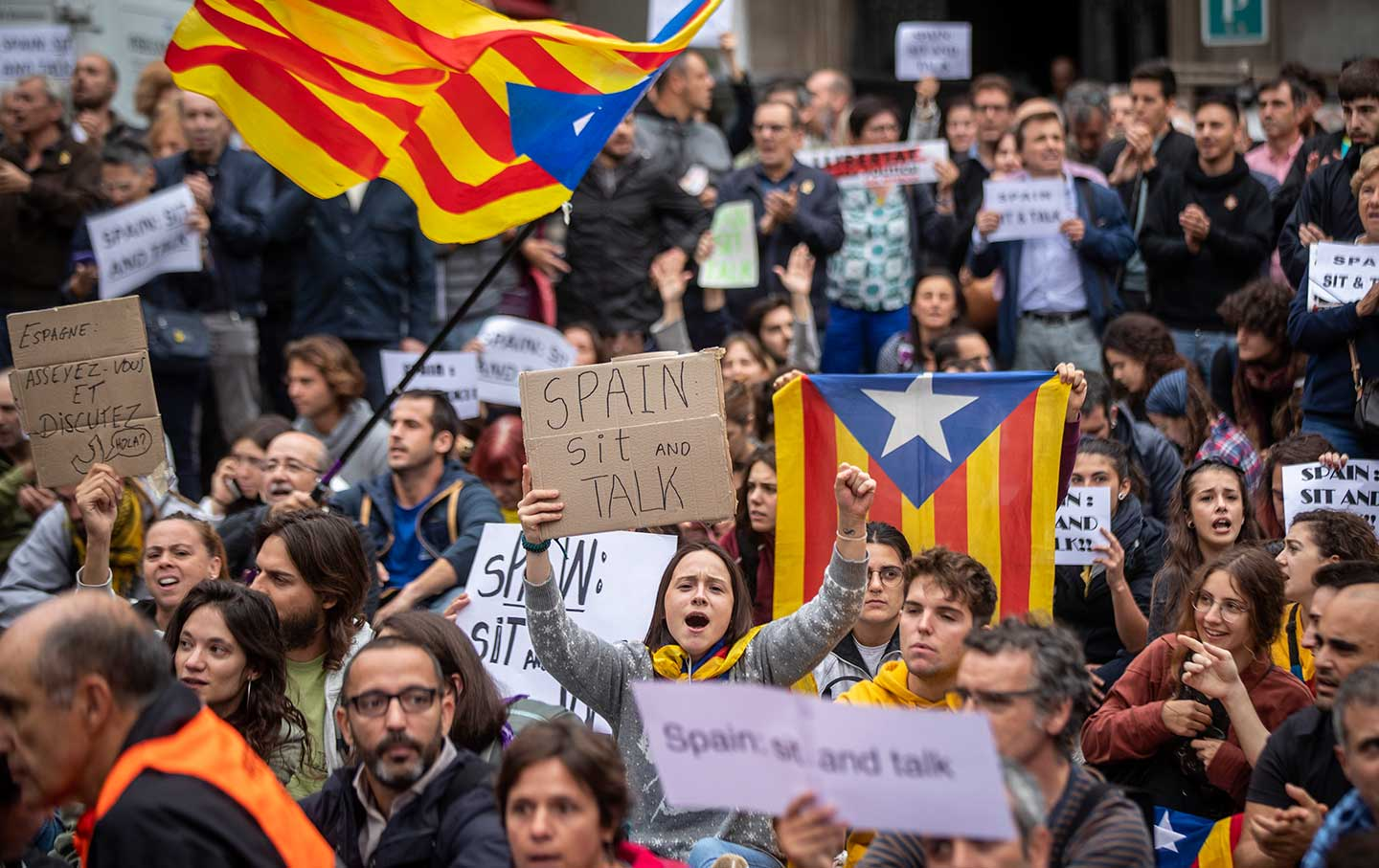 Catalan independence 2019