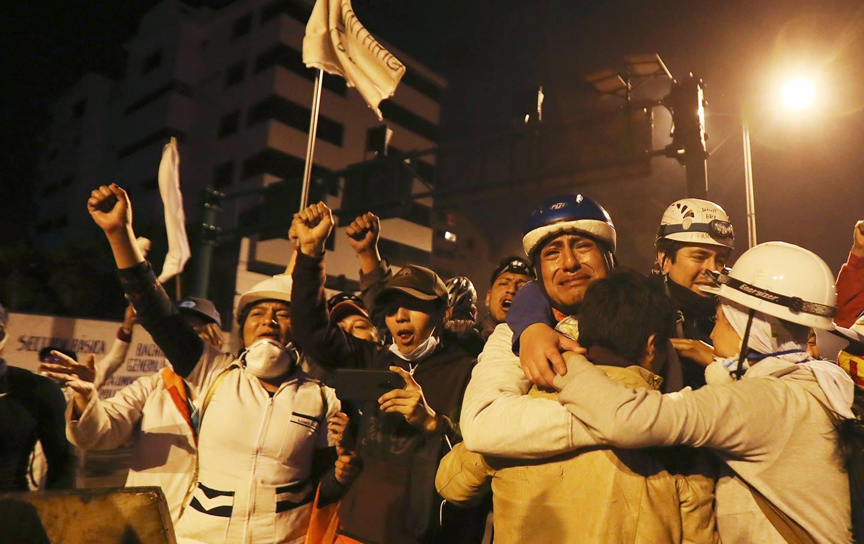 Ecuador Reaches a Deal—but Unrest May Return