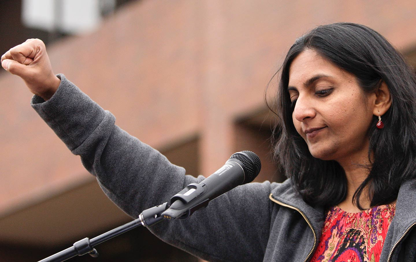 Kshama Sawant Fight for 15