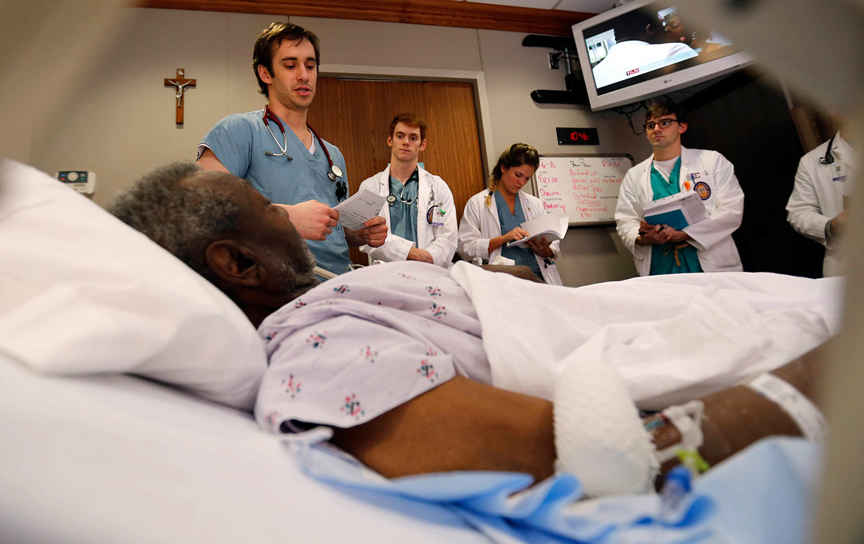 Washington's Struggling Medical Residents Need a Raise