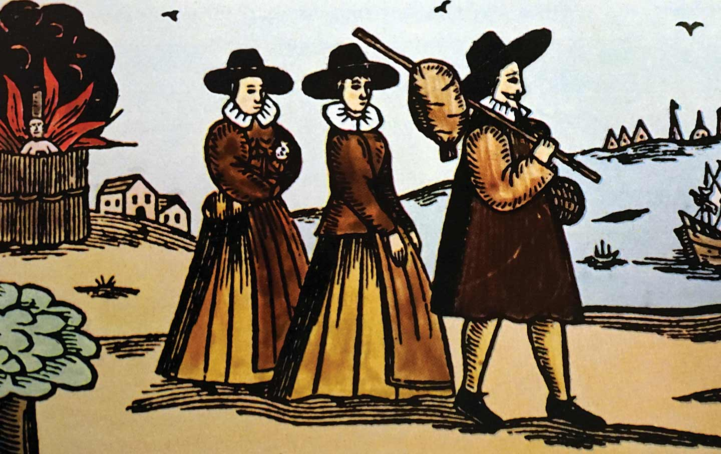 How Should We Remember the Puritans?
