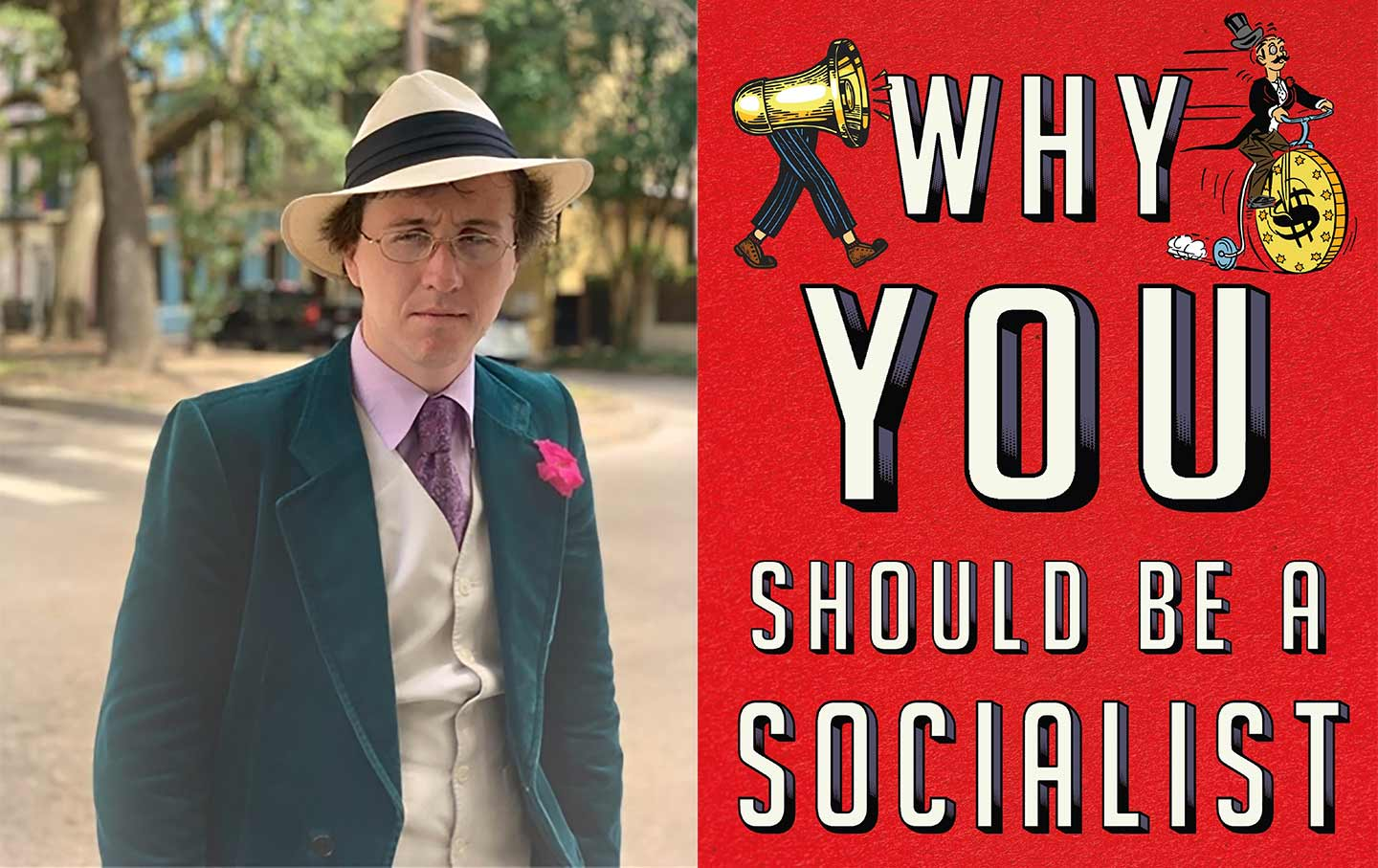 Nathan J. Robinson Wants You to Be a Socialist