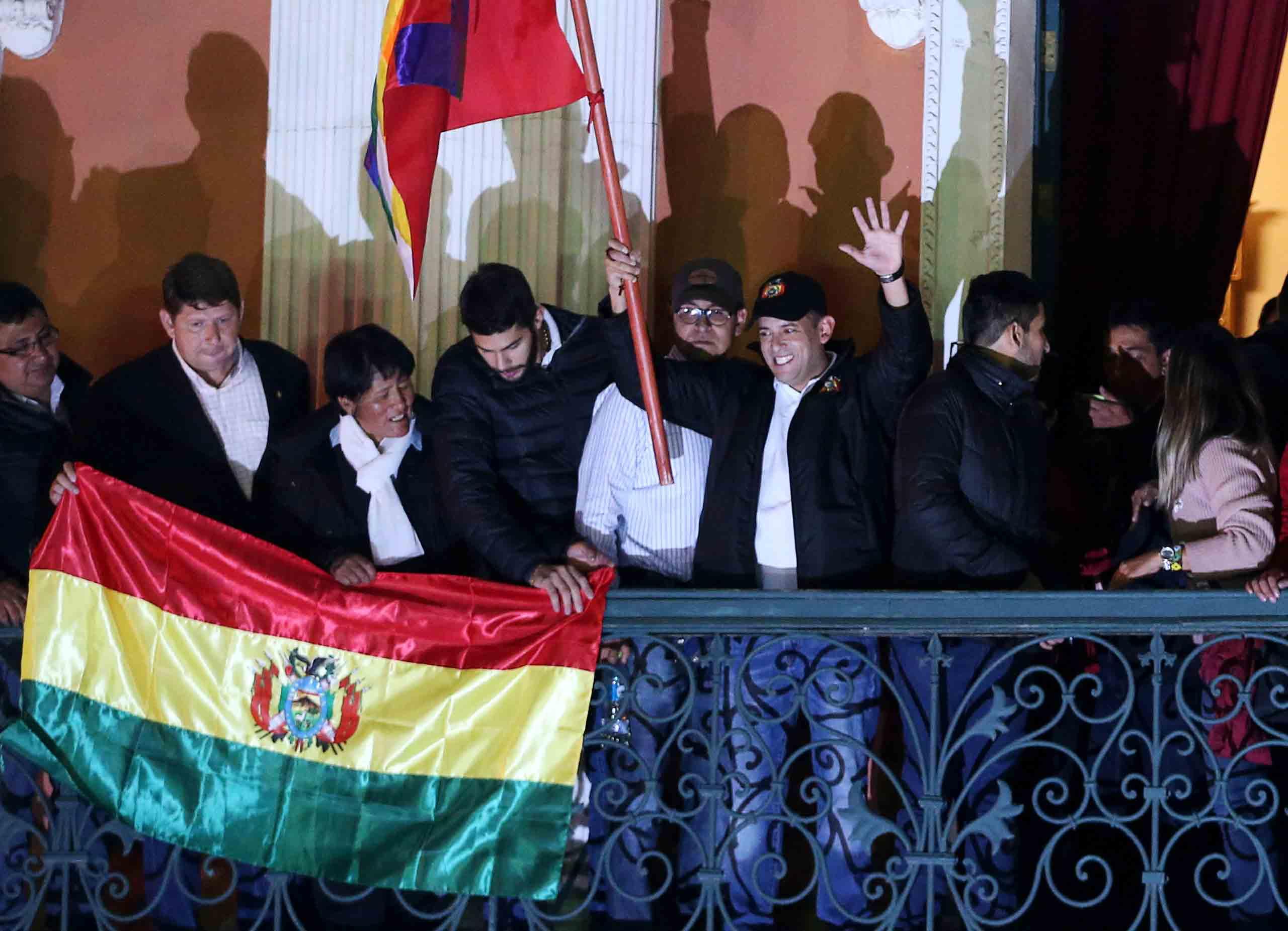 Camacho Bolivia Coup