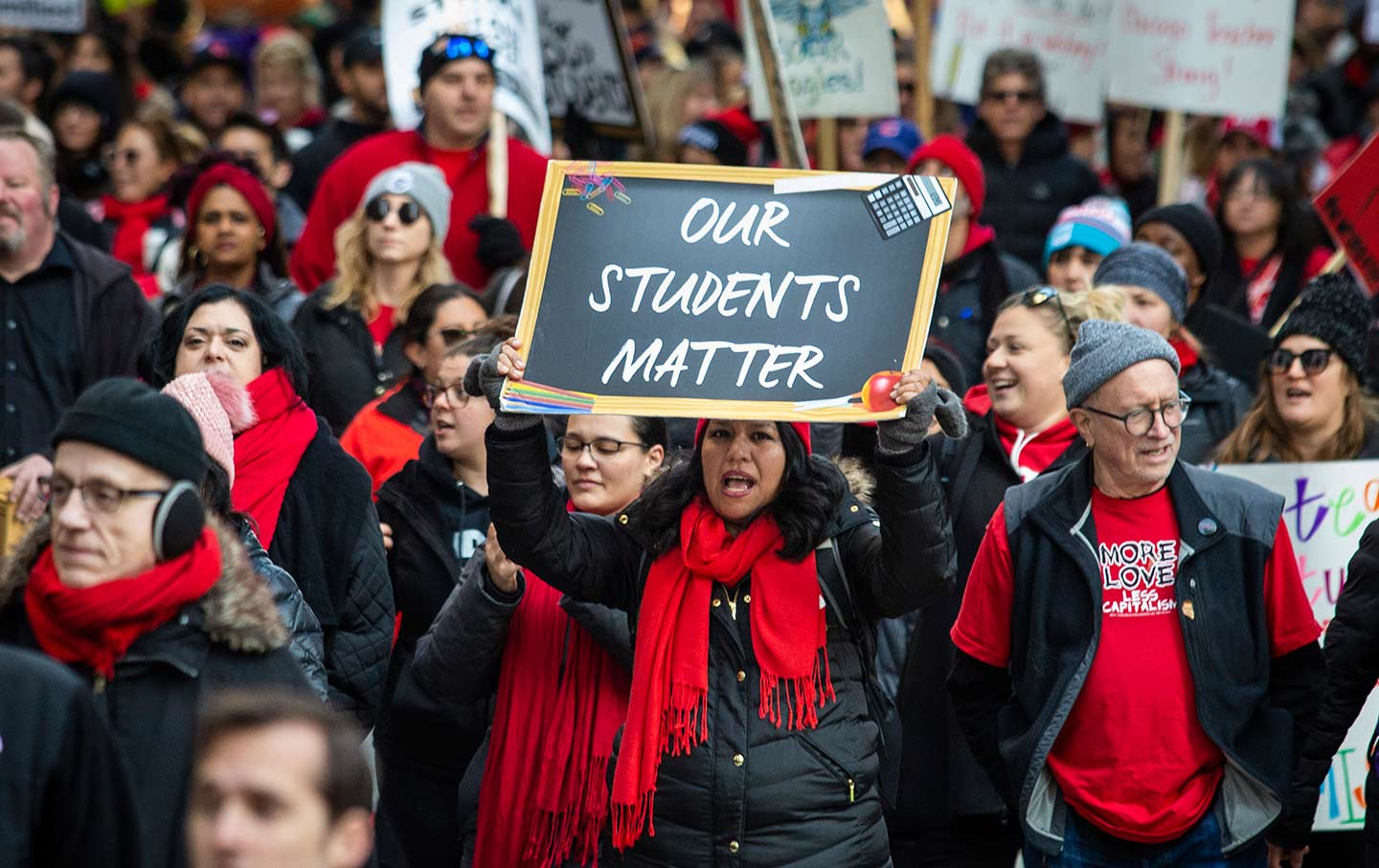 The Chicago Teachers Strike Was a Lesson in 21st Century Organizing