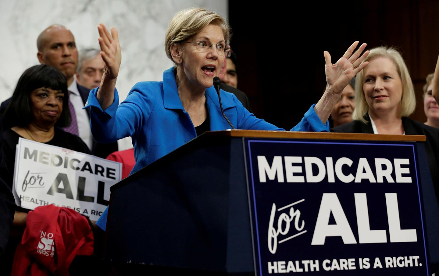 Image result for The Real Reason Why Warren's Medicare for All Won't Work