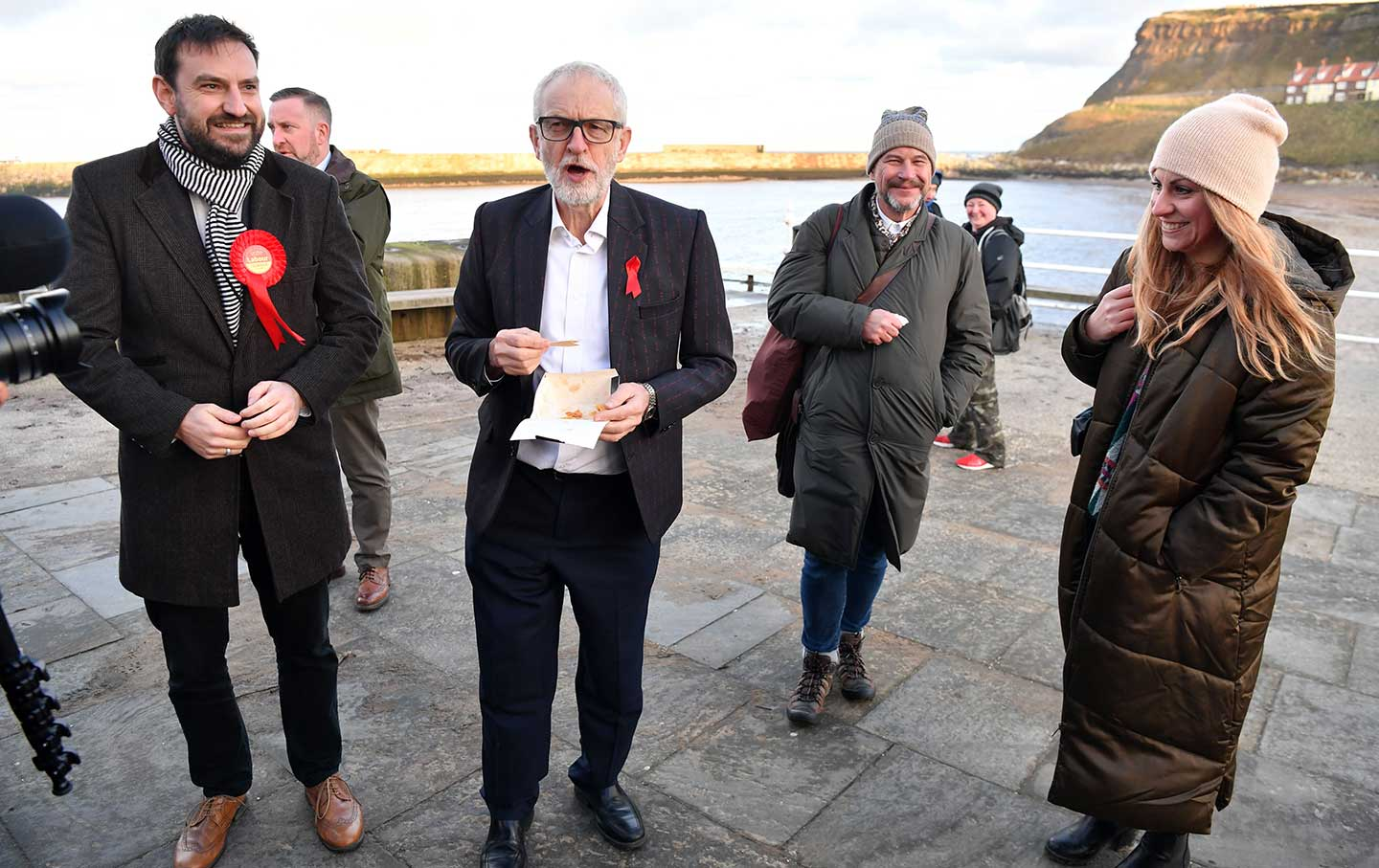 It's a Race Against Time for Labour in Next Week's Momentous UK Elections