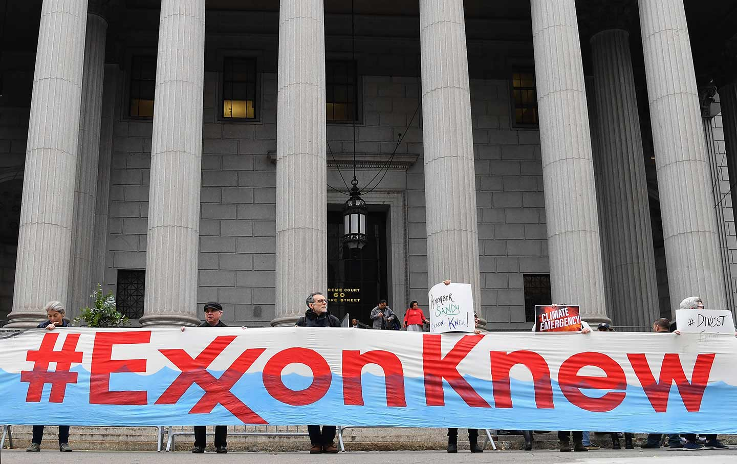 Exxon Won a Major Climate Change Lawsuit—but More Are Coming