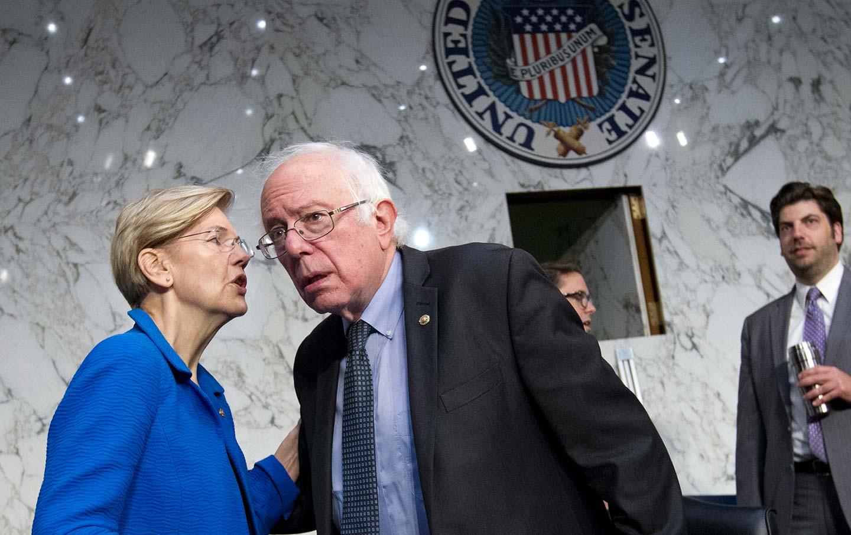 Will the Sanders/Warren Truce Hold On Debate Night?