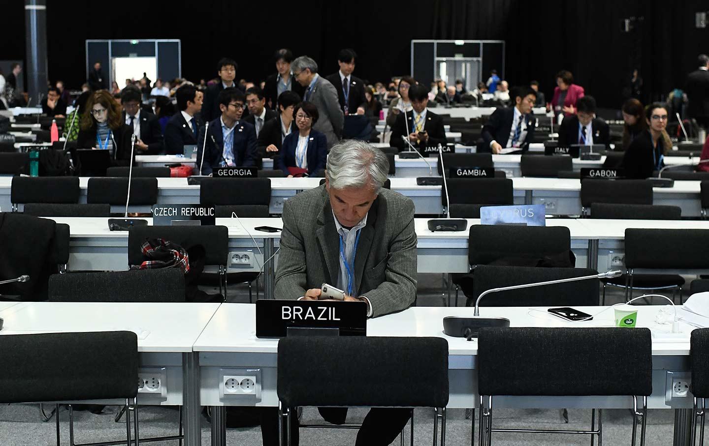UN Climate Conference 2019
