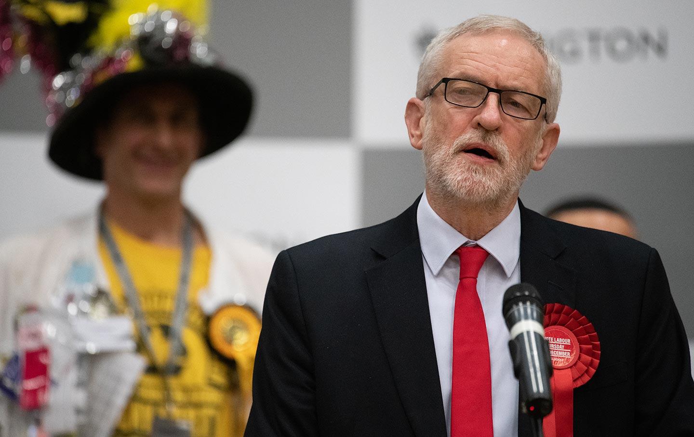 Corbyn Resigns