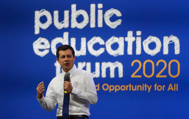 pete-buttigieg-education-forum-ap-img