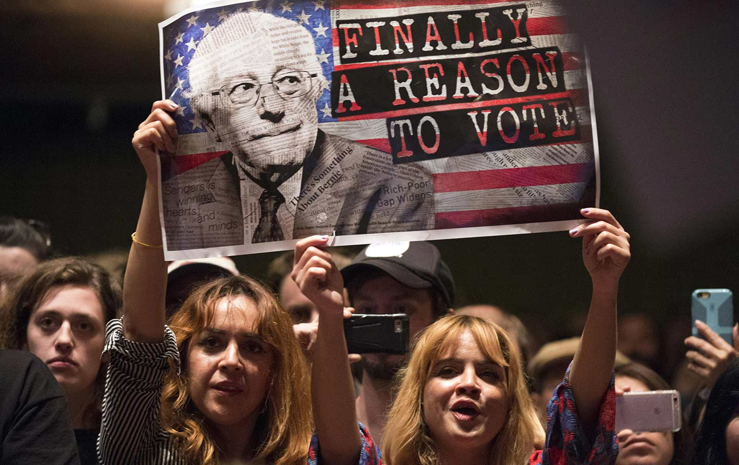Bernie Could Be America's First Feminist President