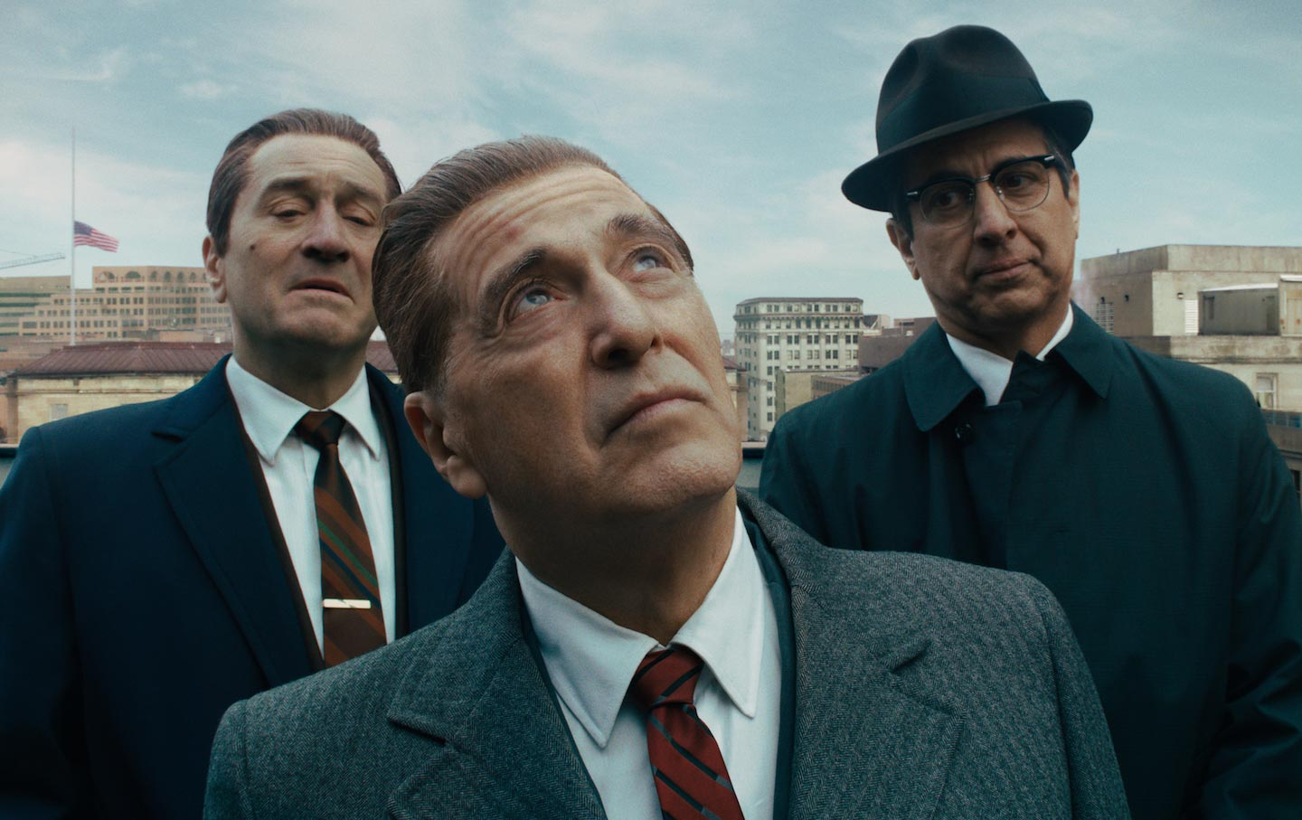 The Irishman Tells the Story of the Corruption of Empire