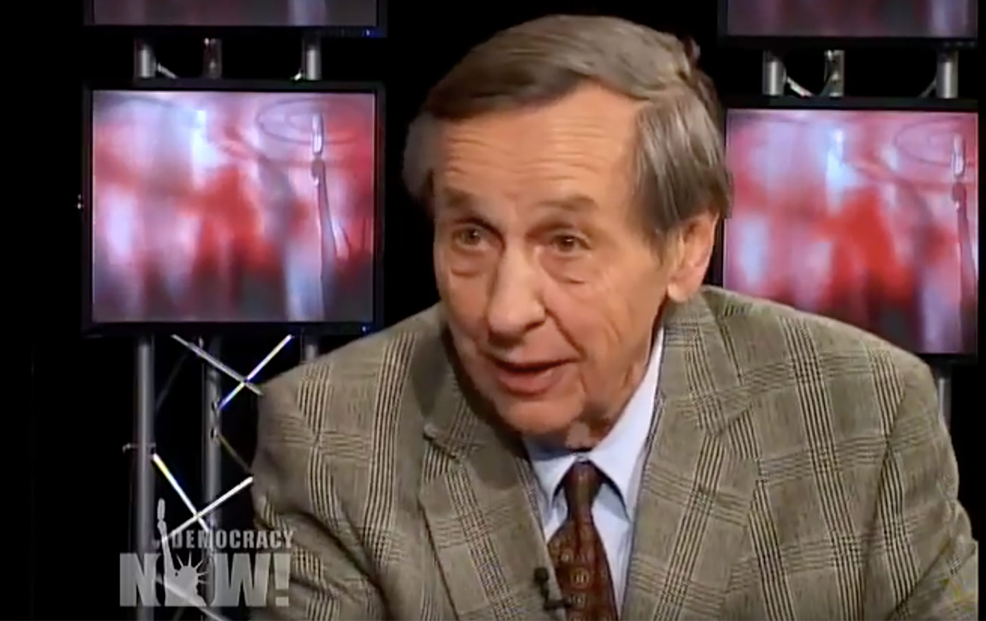 William Greider know what without saying anything the Democratic Party