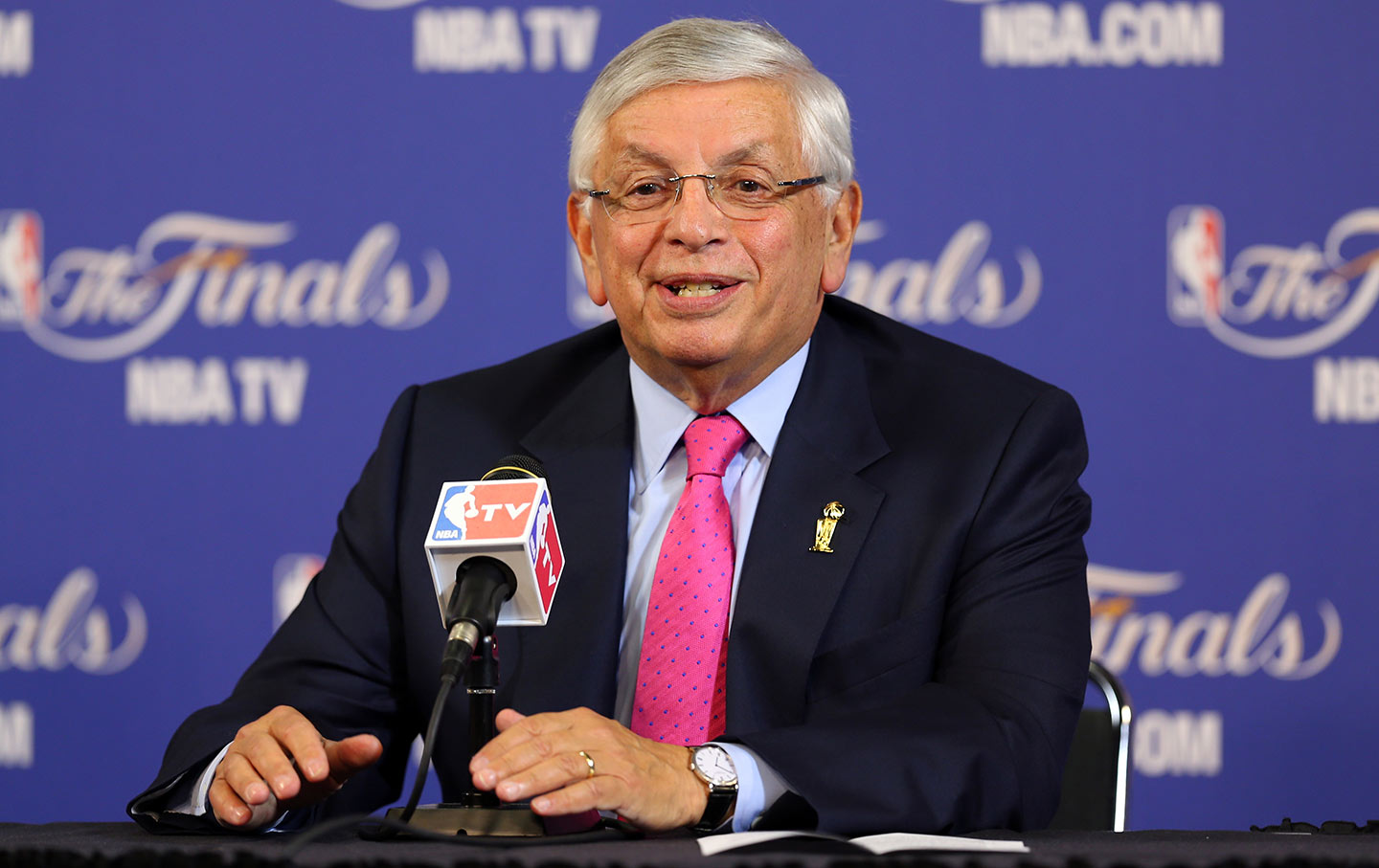 Towering, complex legacy of David Stern
