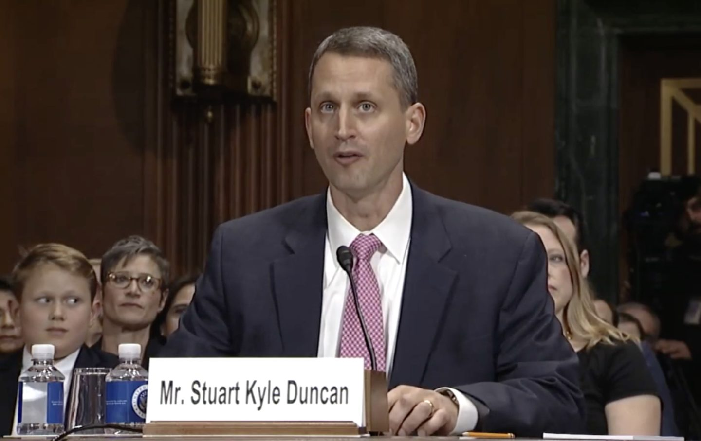 Stuart Kyle Duncan