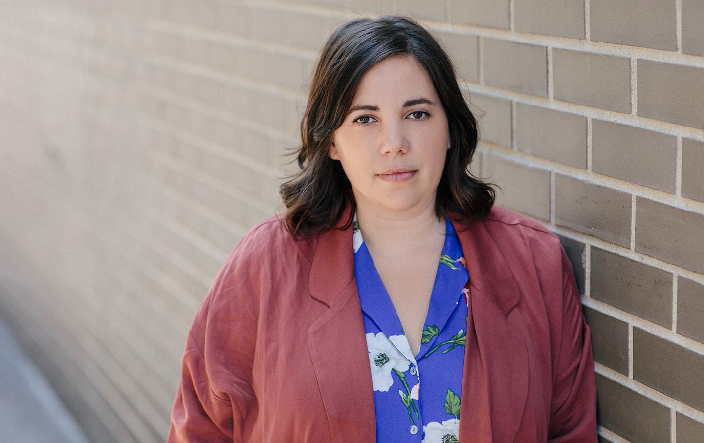 Emma Eisenberg author portraits