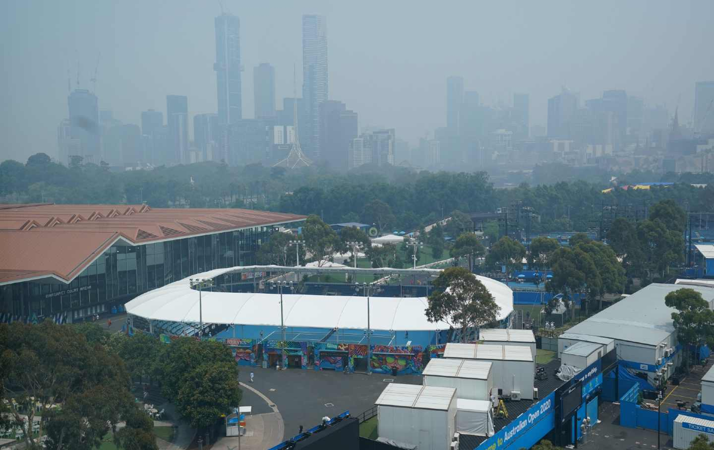 The Australian Open Is The Tip Of A Melting Iceberg The Nation