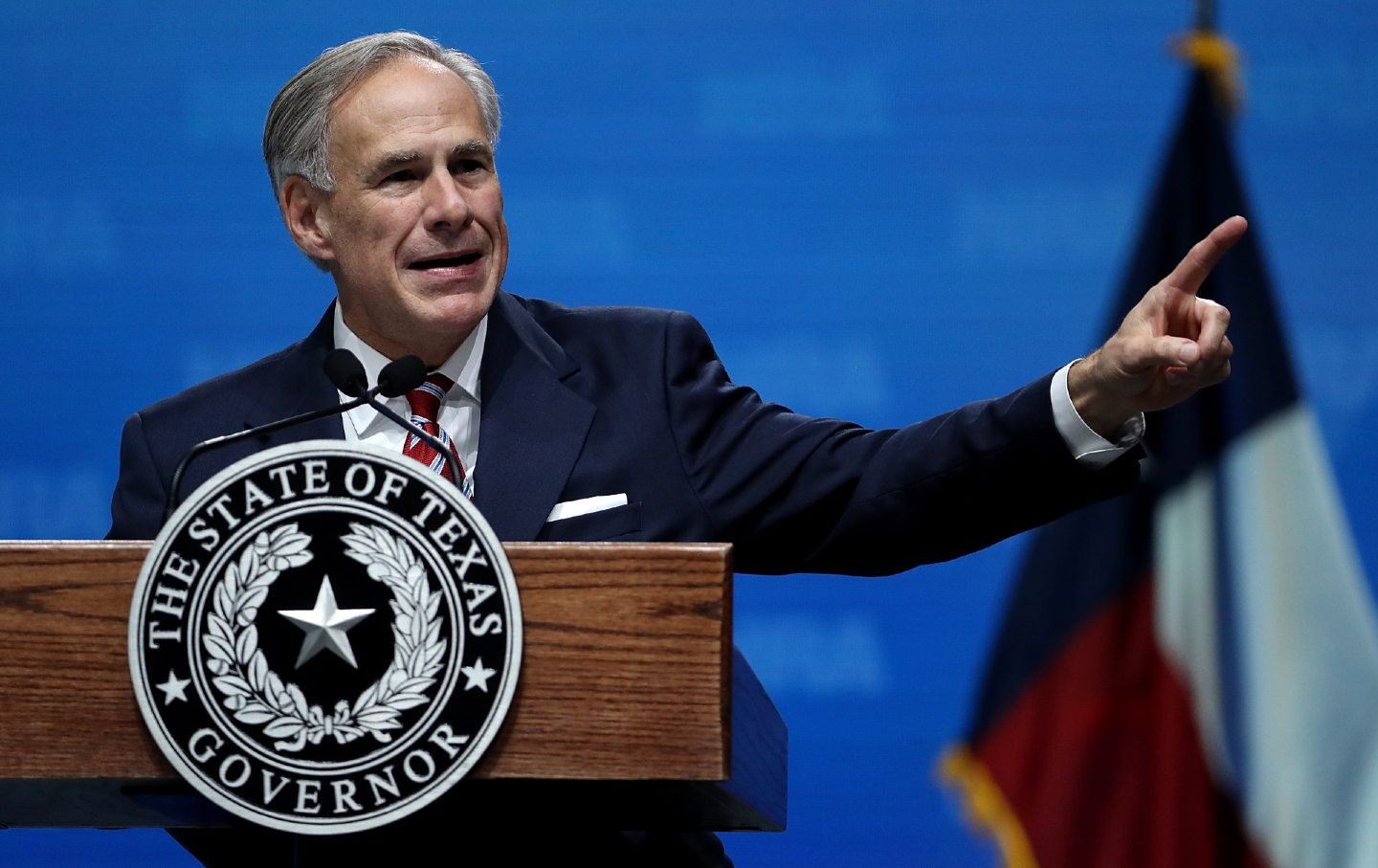 Greg Abbott at NRA Annual Meeting