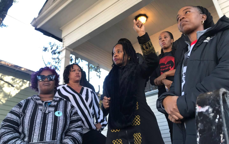 Moms 4 Housing organizers