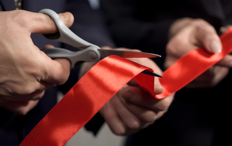 Ribbon Cutting Ceremony
