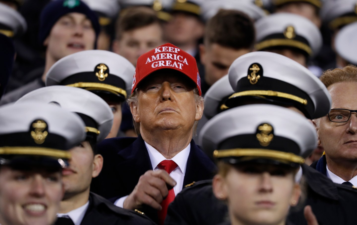 Trump and Navy
