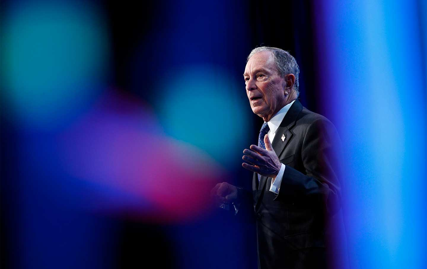 The DNC's Move to Accommodate Bloomberg Stirs Outrage in Iowa