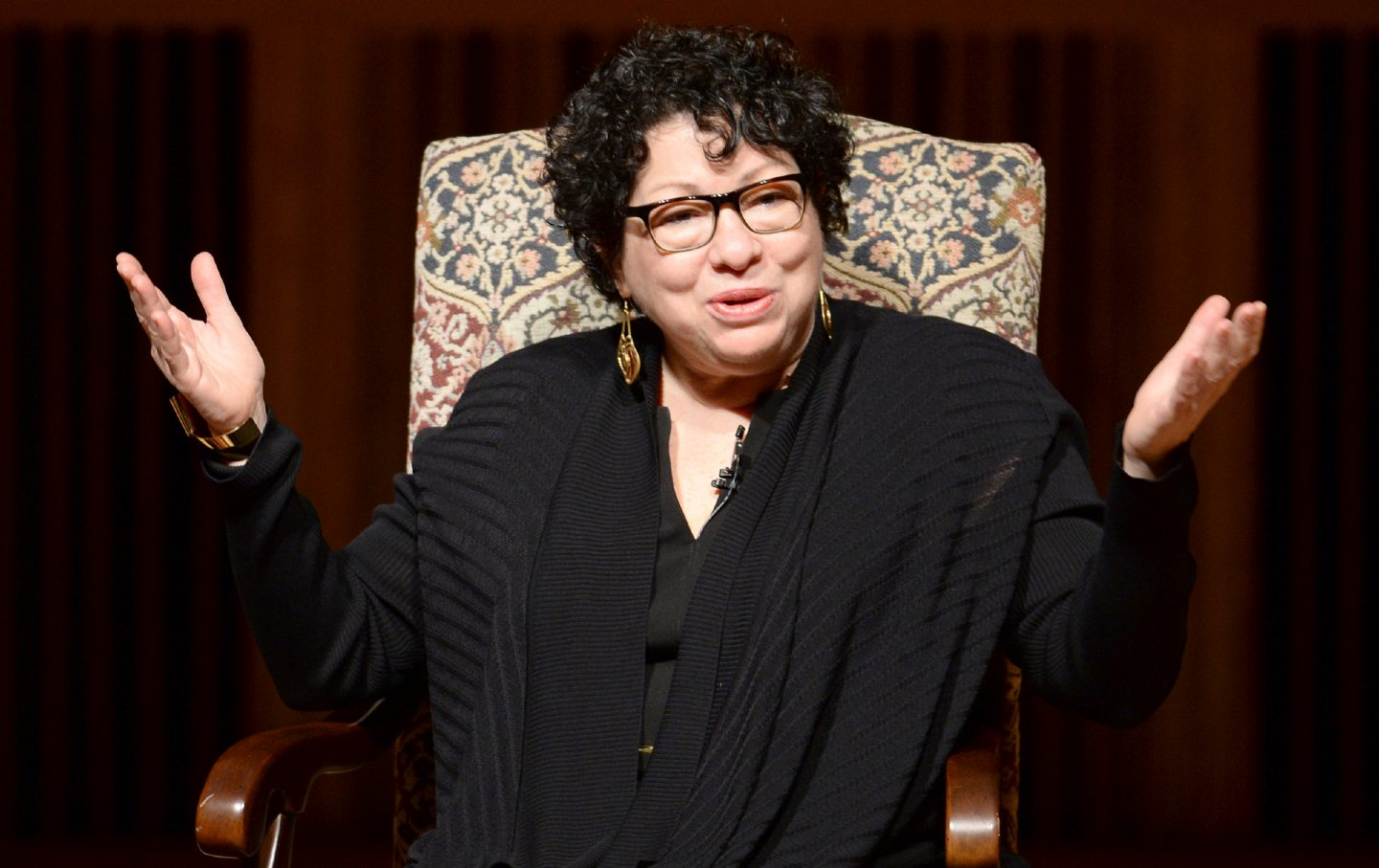 Sonia Sotomayor Just Issued a Serious Warning About the Supreme Court