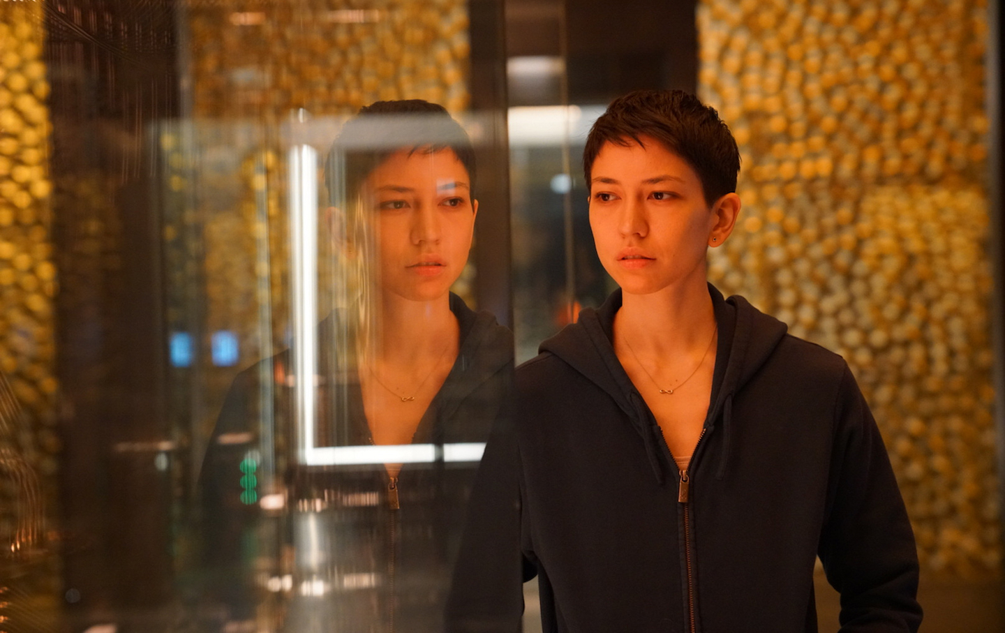 DEVS -- Pictured: Sonoya Mizuno as Lily. CR: Miya Mizuno/FX