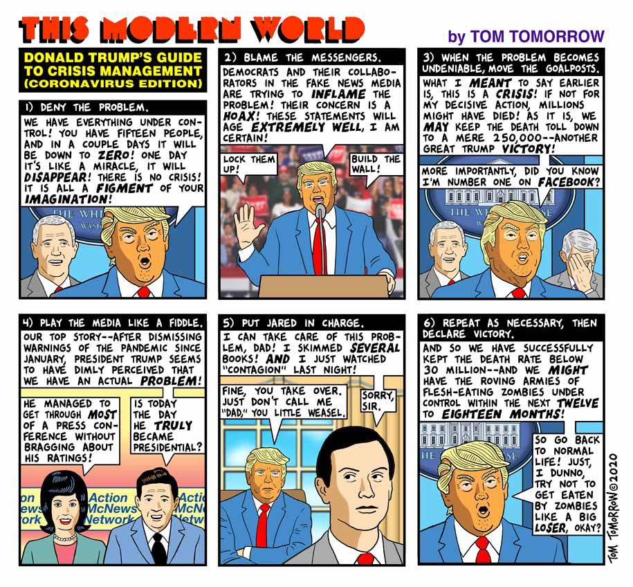 Trump's Crisis Mismanagement | The Nation