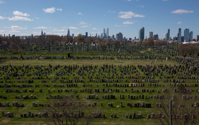 The Calvary Cemetery
