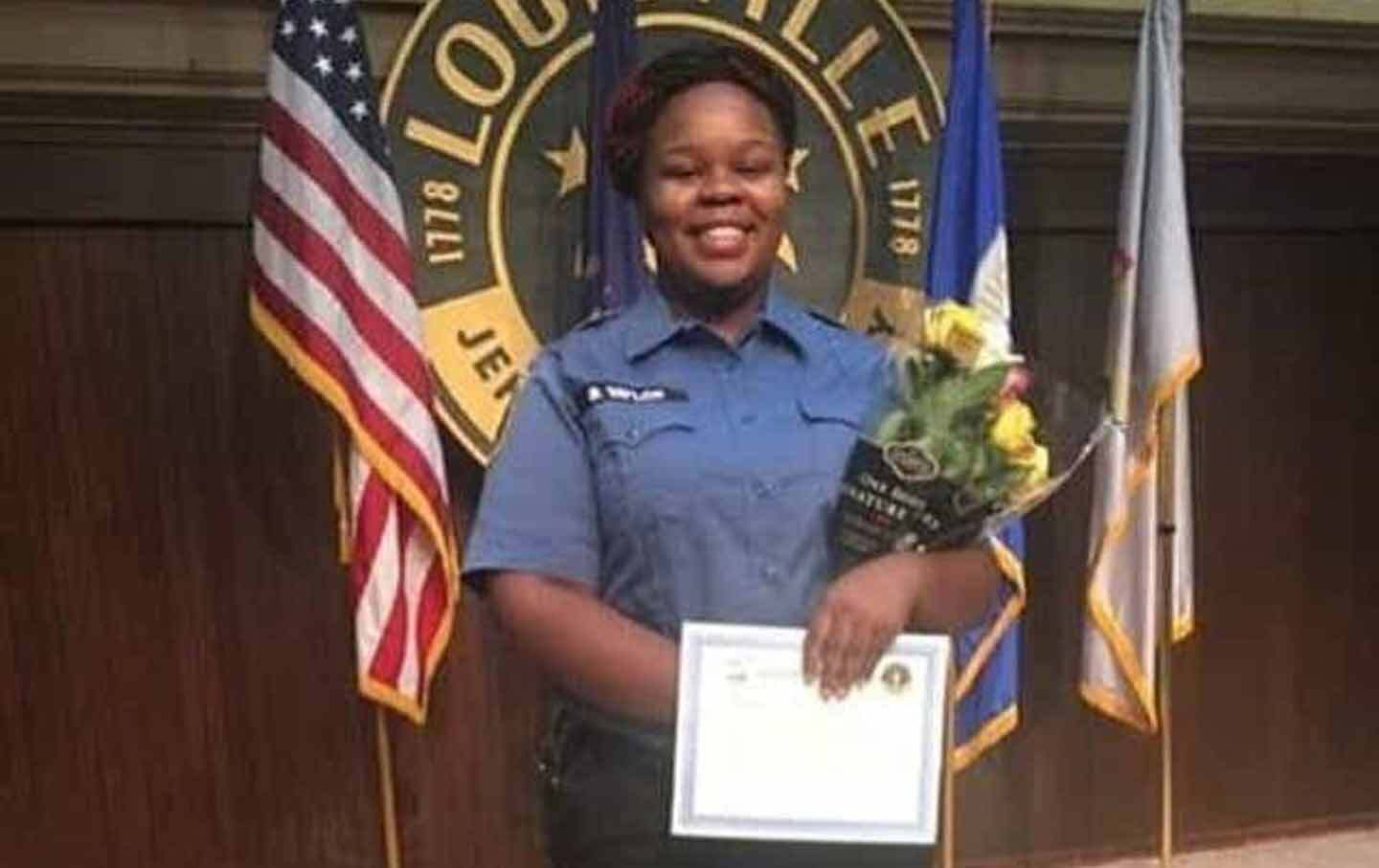 Breonna Taylor Was Murdered For Sleeping While Black The Nation
