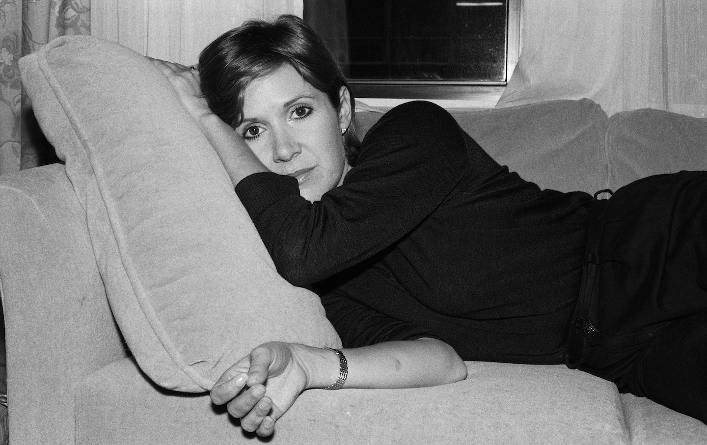 Carrie Fisher's Inimitable Voice