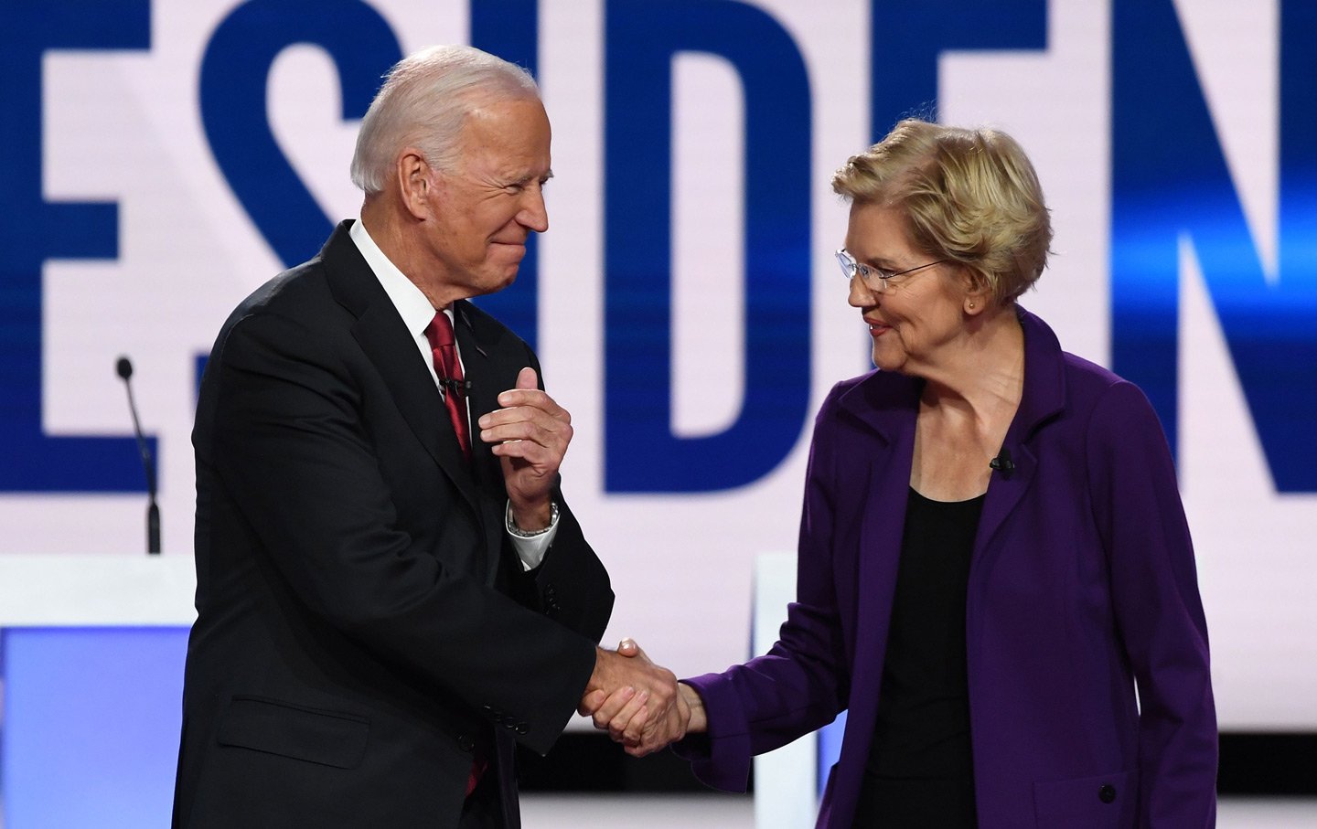For Biden To Unite The Party He Needs Warren As His Running Mate The Nation