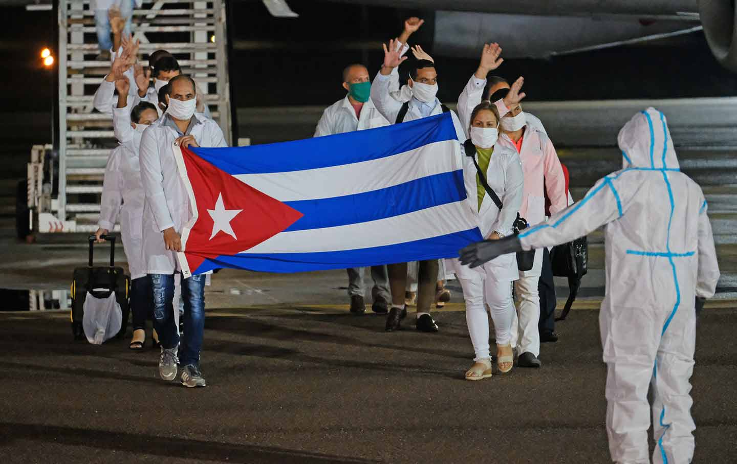 Cuba Has Sent 2,000 Doctors Overseas to Fight Covid-19