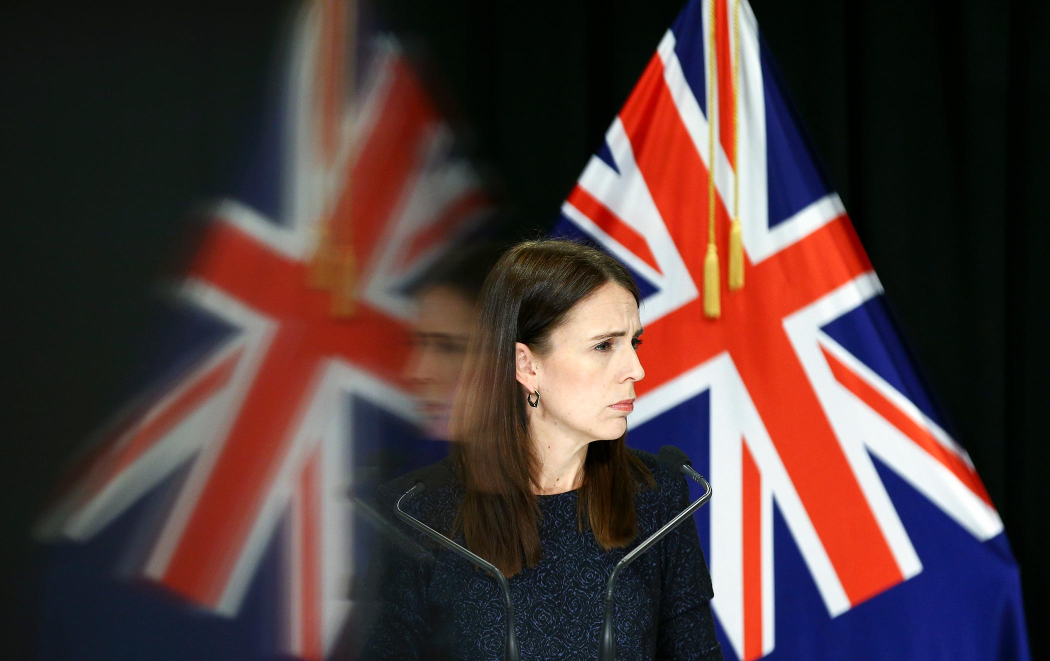 New Zealand's Jacinda Ardern Is Everything Donald Trump Is Not