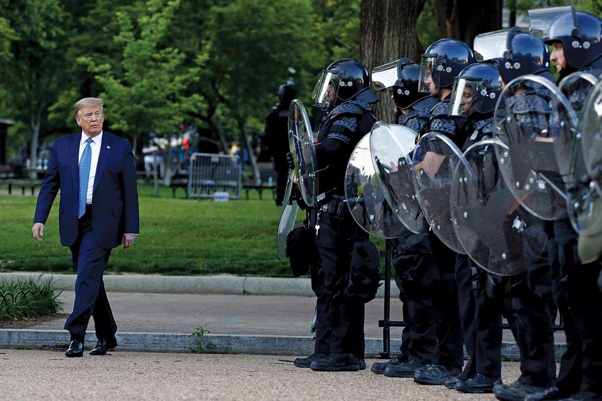 Donald Trump Is the 'Undertaker' of American Politics 2