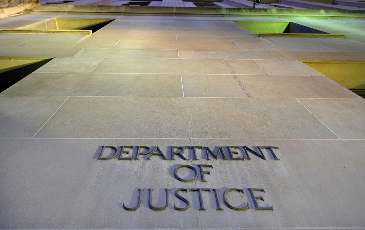 DOJ Headquarters