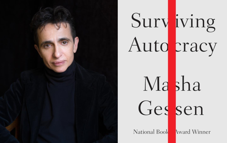 Gessen Surviving Autocracy