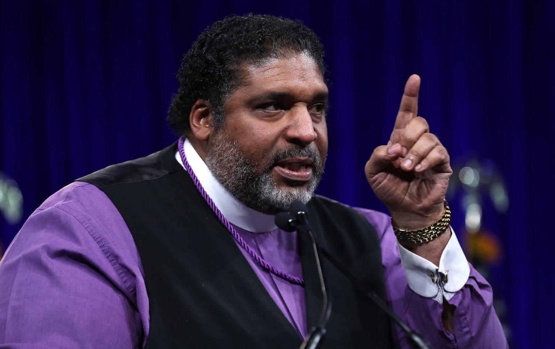 VIDEO Rev. Dr. William J. Barber II Delivers a Sermon